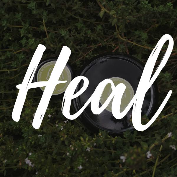 Heal natural Skin Healing Bliss Herbals Balm Repair
